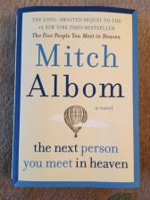 The Next Person You Meet in Heaven 書影1