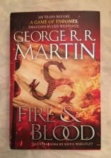 Fire and Blood 書影1